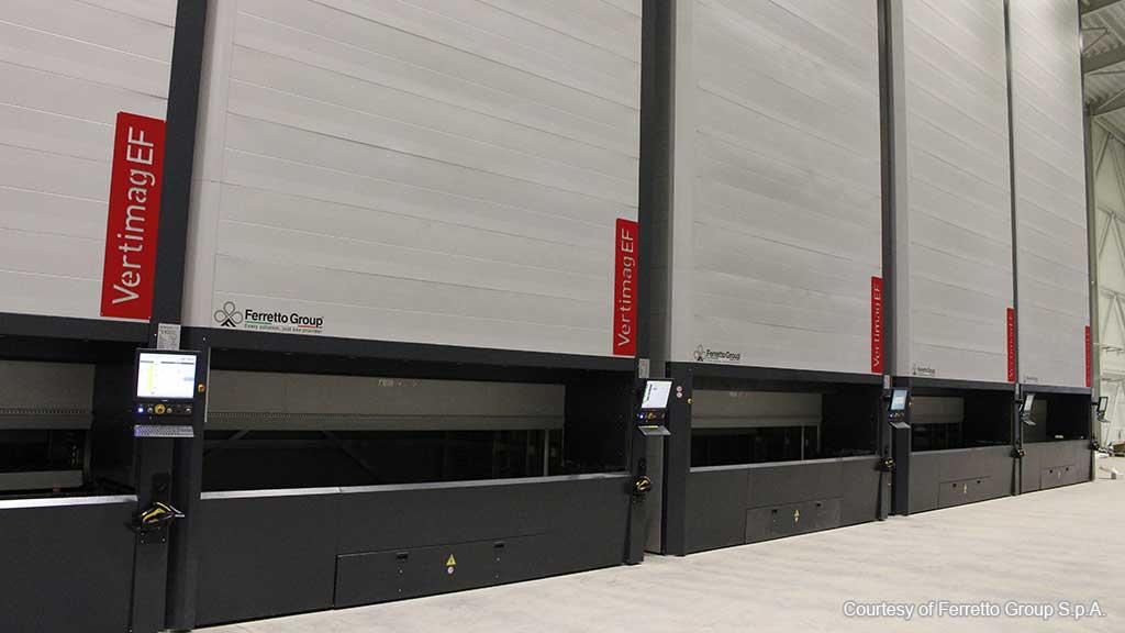 Вертикални складови системи - Лифтове