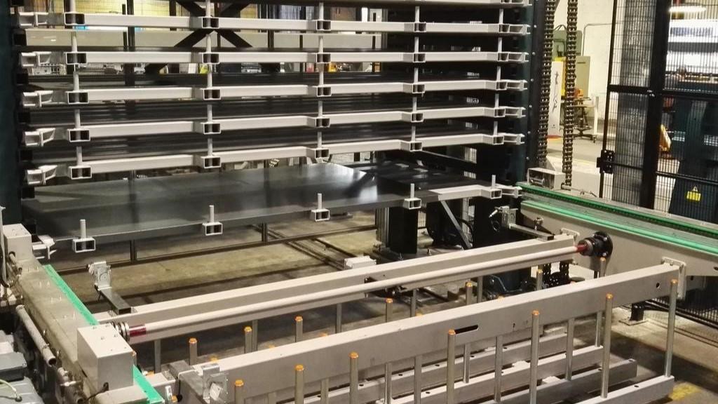Лифтове за листов материал и тръбна стомана
