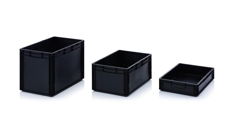 Пластмасови кутии ESD