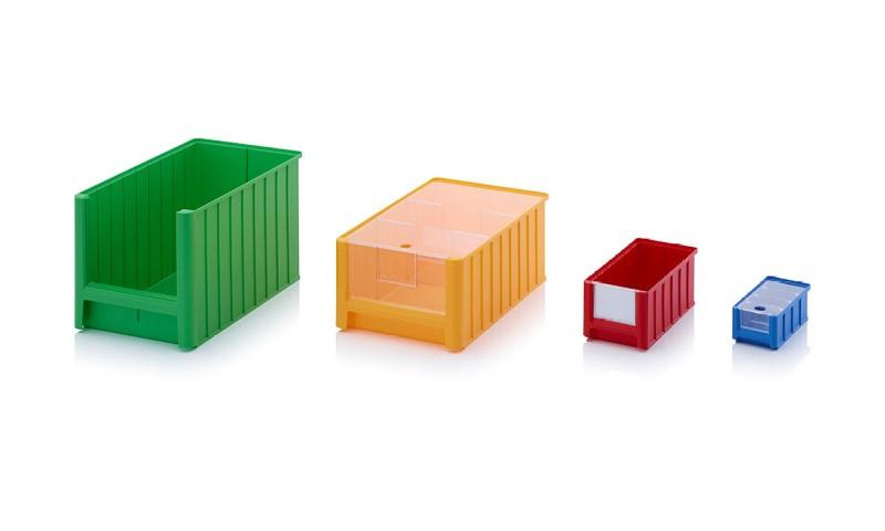 Пластмасови кутии с отворен фронт SK