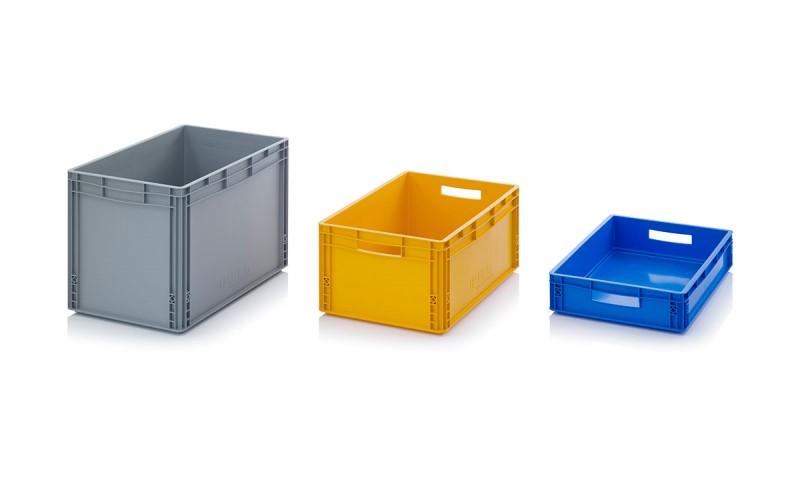 Пластмасови кутии Solid